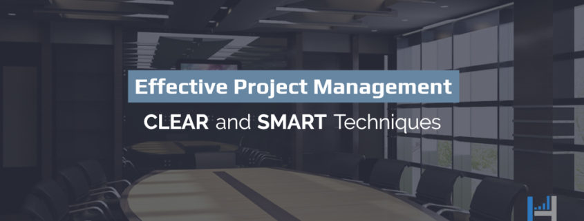 Effective Project Management: CLEAR and SMART Techniques